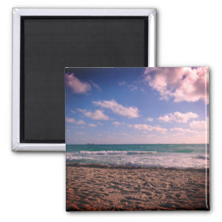 Sangria Sunrise Beach Magnet