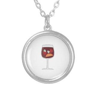 Sangria Wine Custom Jewelry