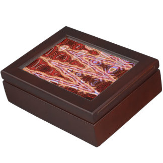 Sanguine Point Keepsake Box by Artist C.L. Brown