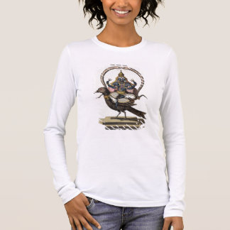 Sani, from 'Voyage aux Indes et a la Chine' by Pie Long Sleeve T-Shirt