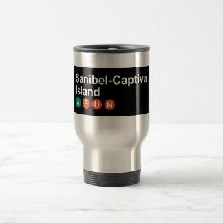 Sanibel-Captiva Commuter Mug