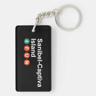Sanibel-Captiva Key Chain
