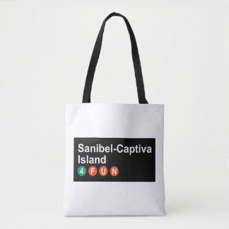 Sanibel-Captiva Tote Bag