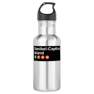 Sanibel-Captiva Water Bottle 532 Ml Water Bottle