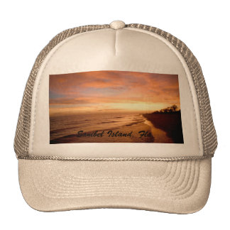 Sanibel Island Florida Hat