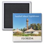 Sanibel Island Lighthouse, Florida Magnet