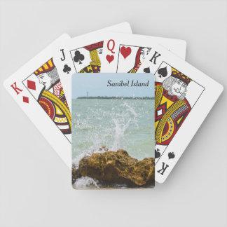 Sanibel Island playing cards