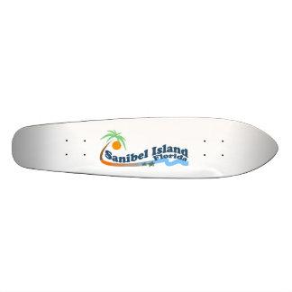 Sanibel Island. Skate Board Decks