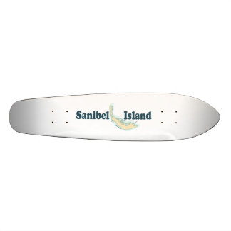 Sanibel Island. Skateboard Decks