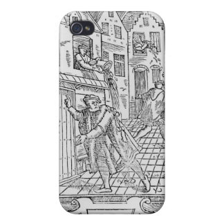 Sanitation in the Middle Ages iPhone 4/4S Case