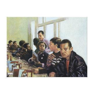 Sanitised Menus 2001 Canvas Print