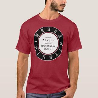 Sanitruthiness - Dark T-Shirt