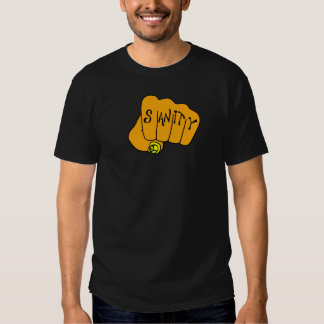 Sanity Fist -Color Tshirts