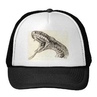 sanke-clip-art-1 trucker hat