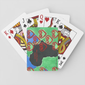 Sankofa Poker Deck
