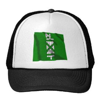 Sankt Gallen Waving Flag Mesh Hat