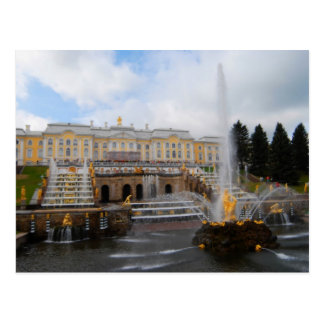 Sankt Petersburg 13 Postcard