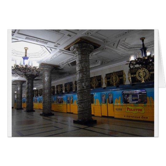 Sankt Petersburg 92 Card