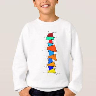 Sanomessia - melting cubes sweatshirt
