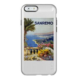 Sanremo Italy vintage travel cases