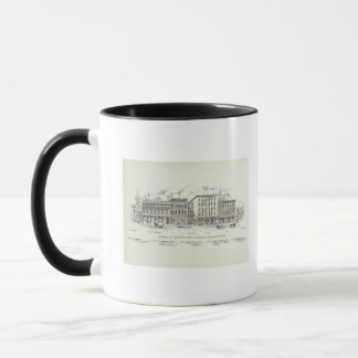 Sansome West side California and Sacramento Mug