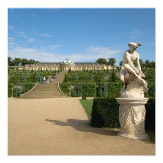 Sanssouci Palace Custom Announcement