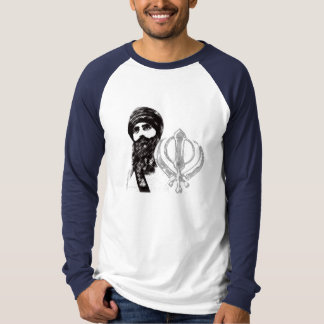 Sant Jarnail Singh Ji Khalsa Bhindranwale Shirt