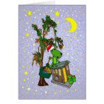 Santa Alligator Cajun Bayou Christmas