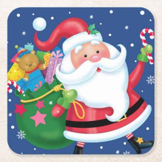 Santa and Toys Coaster