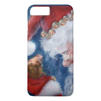 Santa Animal Lover Orangutans iPhone 7 Plus Case