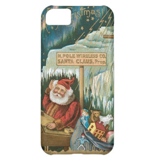 Santa at the North Pole iPhone 5C Case
