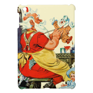 Santa at Work Cover For The iPad Mini