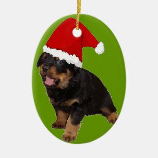 Santa Baby Christmas Ornament