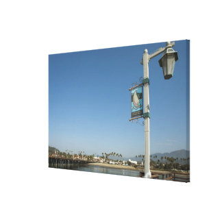 Santa Barbara, California 2 Canvas Print