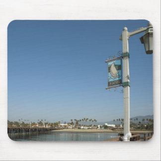 Santa Barbara, California 2 Mouse Pad