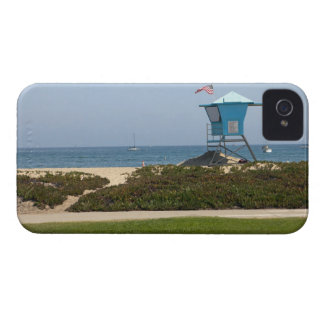 Santa Barbara, California 3 iPhone 4 Case-Mate Case