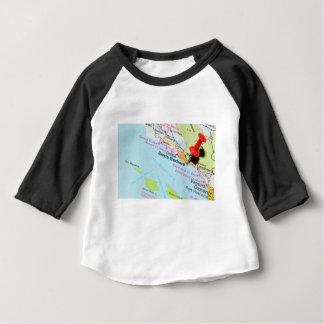 Santa Barbara, California Baby T-Shirt