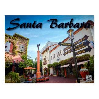 Santa Barbara California Post Card