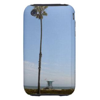 Santa Barbara, California Tough iPhone 3 Case