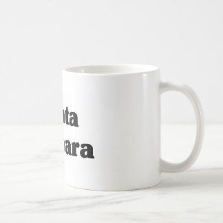 Santa Barbara  Classic t shirts Mug