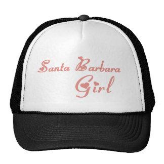 Santa Barbara Girl tee shirts Mesh Hat