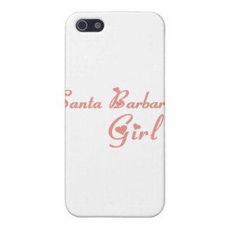 Santa Barbara Girl tee shirts iPhone 5 Cover