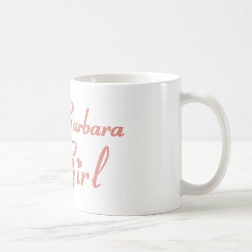 Santa Barbara Girl tee shirts Coffee Mug