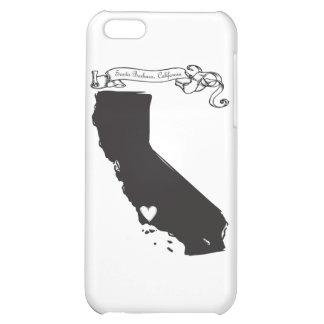 Santa Barbara Case For iPhone 5C