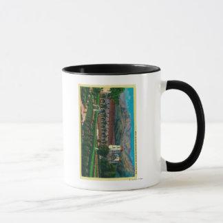 Santa Barbara Mission and Grounds Mug