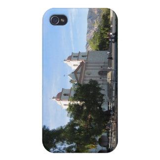 Santa Barbara Mission, California Cover For iPhone 4