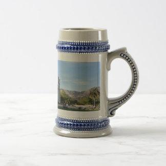 Santa Barbara Mission California Coffee Mugs