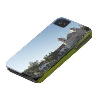 Santa Barbara Mission iPhone 4 Case-Mate Cases