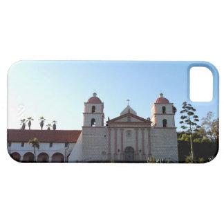 Santa Barbara Mission iPhone 5 Cover