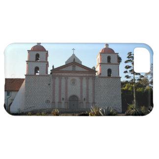 Santa Barbara Mission iPhone 5C Cases